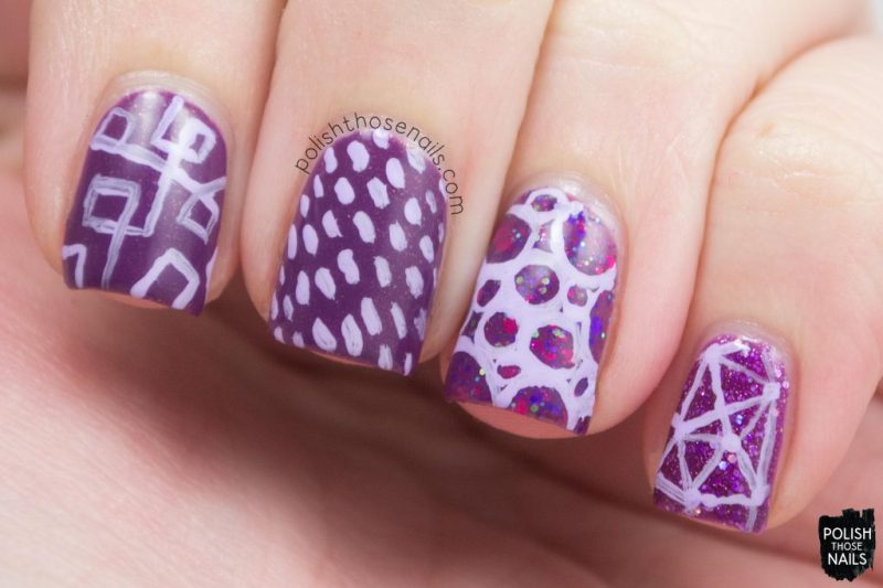 nails, nail art, nail polish, violet, skittles, polish those nails,