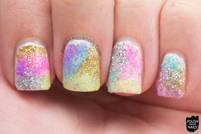 nails, nail art, nail polish, glitter, polish those nails,