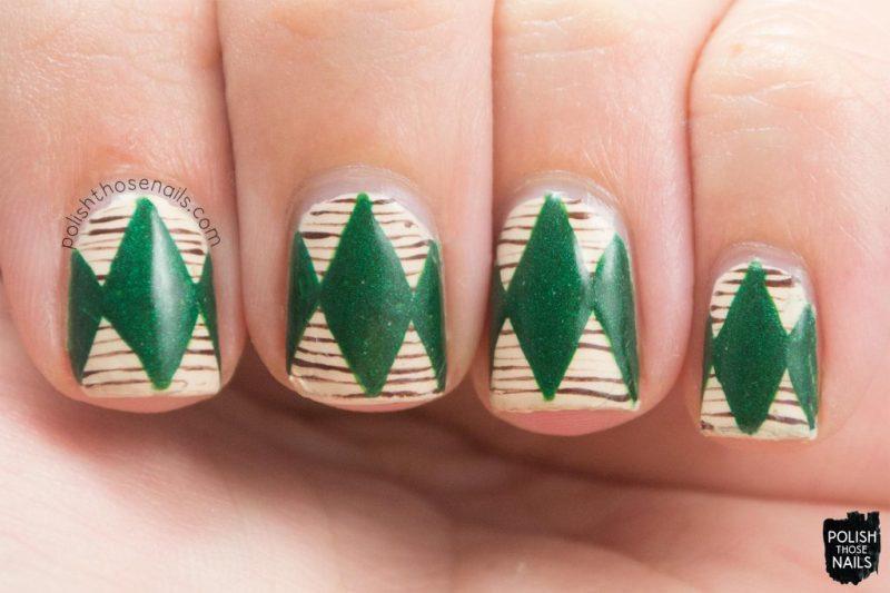 nail art, polish those nails, stripes, fashion nails