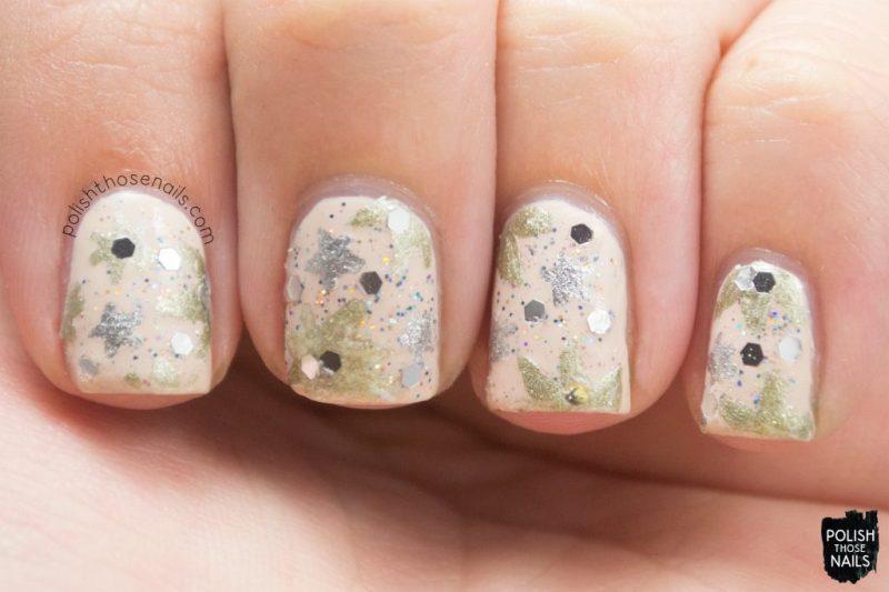nails, nail art, nail polish, glitter, polish those nails