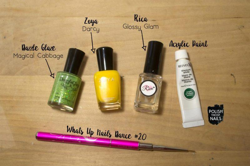 green-glitter-yellow-distressed-crop-circle-nail-art-bottle-shot