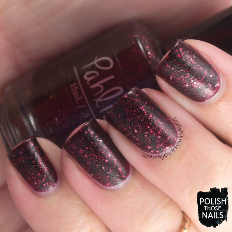 Day One - So Subtle, It\'s Vampy • Polish Those Nails