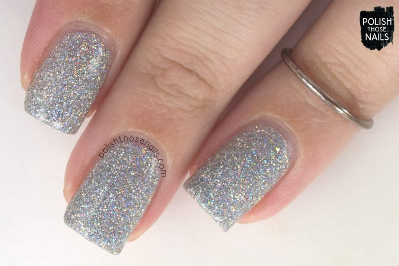 do i have to, glitter, silver, nails, nail polish, indie polish, parallax polish, polish those nails, stat-ick-tics set