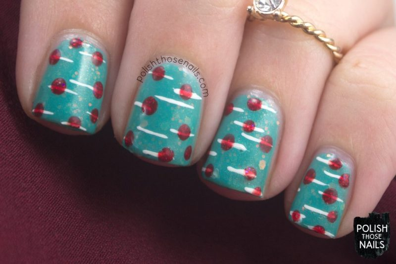 nails, nail art, nail polish, color contrast, indie polish, polish those nails
