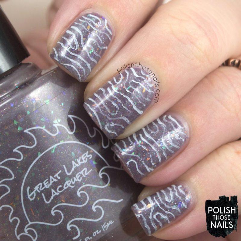 nails, nail art, nail polish, calm, polish those nails, indie polish, stripes,