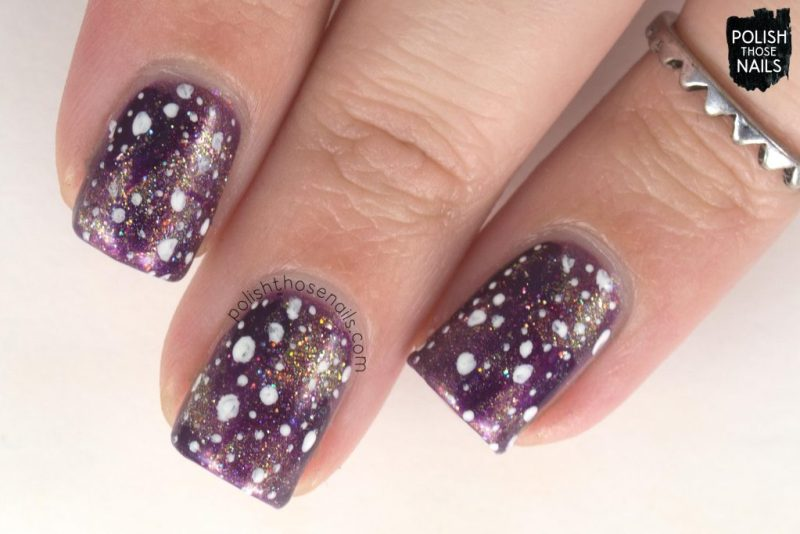 nails, nail art, nail polish, coffee mug inspired, polish those nails, indie polish, polka dots