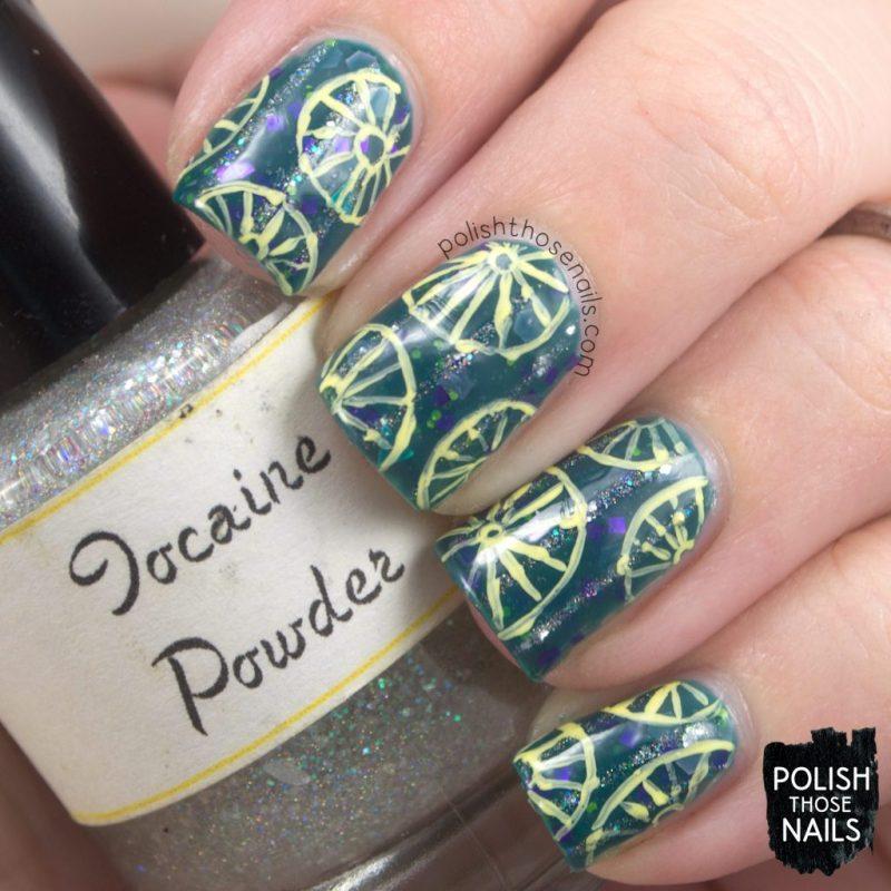 nails, nail art, nail polish, forgotten favorite, pattern, polish those nails, indie polish