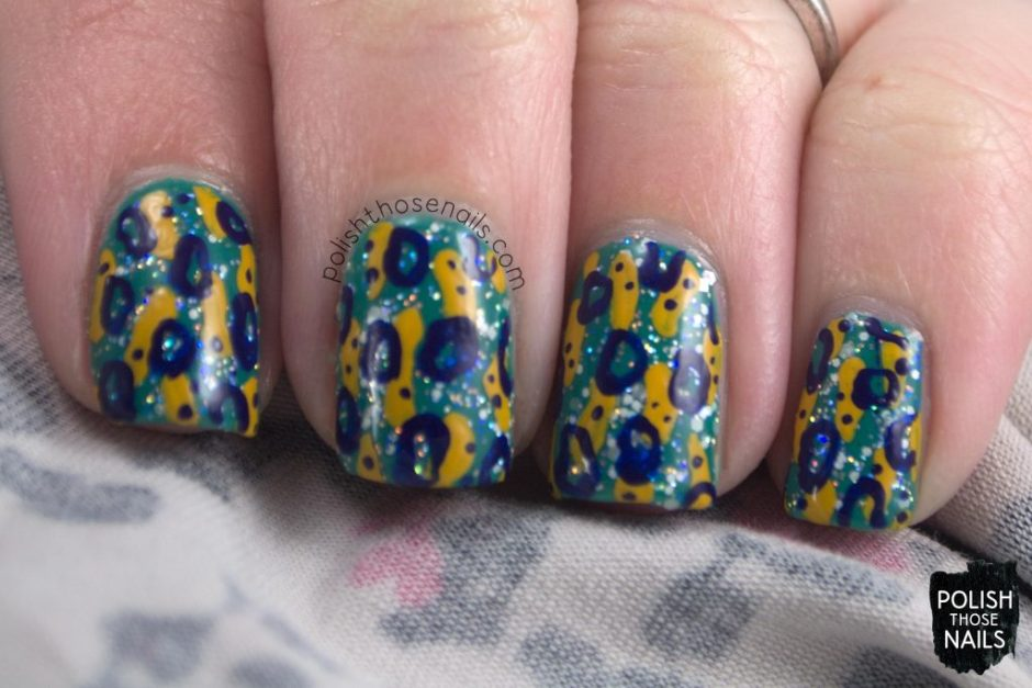 nail art, pattern, nails, nail polish, different dimension, glitter, polish those nails, indie polish