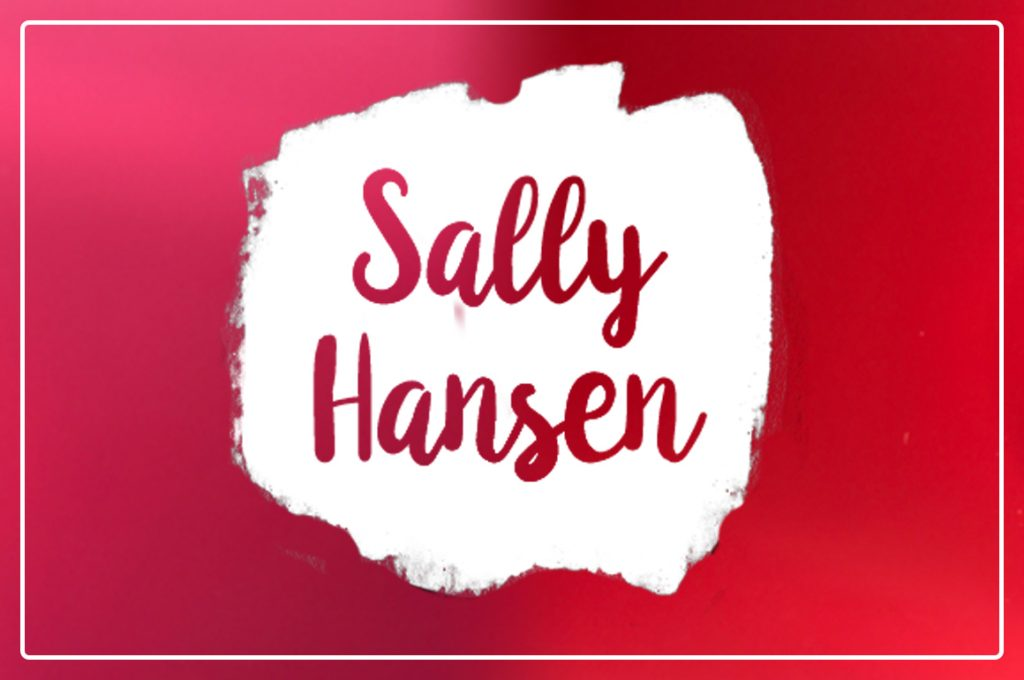 Sally Hansen // June's Colors Of The Moment