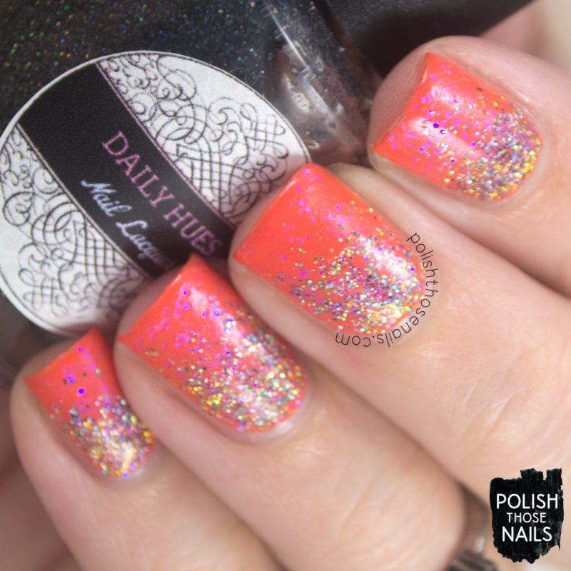 nails, nail art, nail polish, glitter, polish those nails, indie polish,