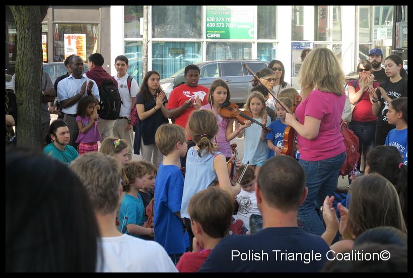 NEAR NORTH MONTESSORI SCHOOL DANCE AND MUSIC