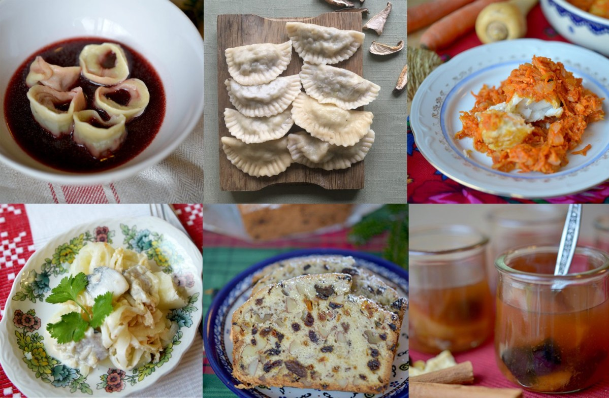 Blog polish your kitchen my polish christmas dinner with recipes forumfinder Choice Image