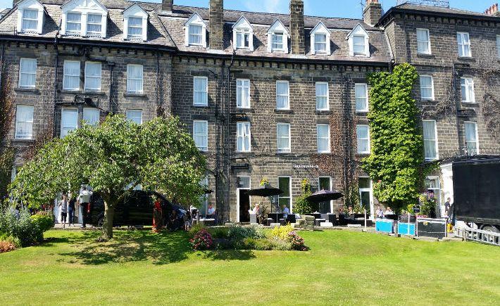 the old swan hotel harrogate agatha christie