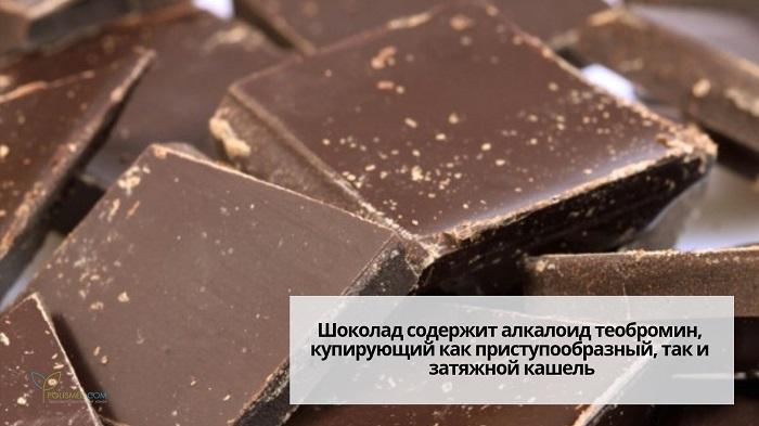 チョコレートのスライス