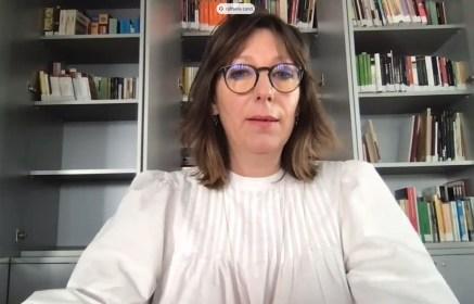 Raffaella Canci, responsabile sistema regionale biblioteche e mediateche
