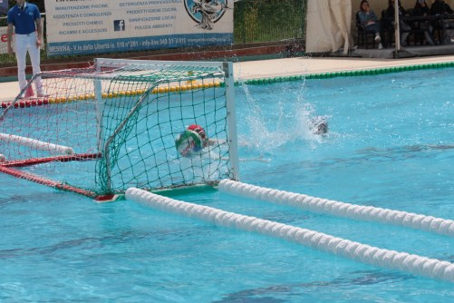 Polisportiva Messina - Sinthesis Catania - U17 - 20