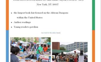 Harlem Book Fair 2017