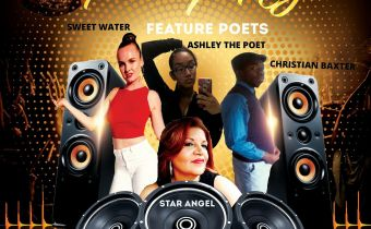 Coco Delight Poetry Night- Friday Oct. 20th
