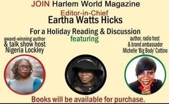 Holiday Book Experience at Calabar Imports December 16th!