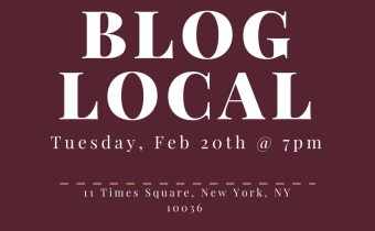 Local Blogging Presentation at WordPress NYC February 20th, 2018