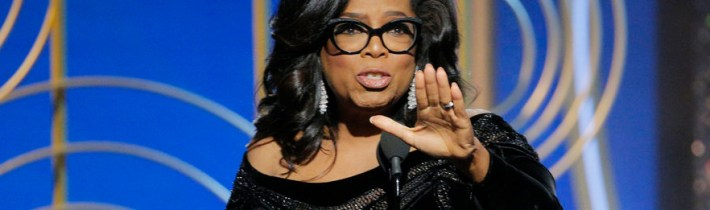 Oprah For President? Enough With Billionaire Celebrity Politicians