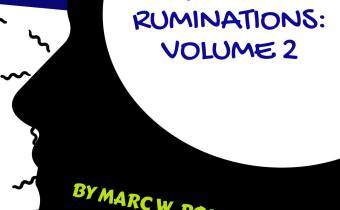 Poetic Ruminations Volume 2 Coming Spring 2018!!