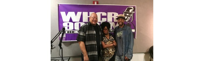 Listen to Griot Tales on WHCR!