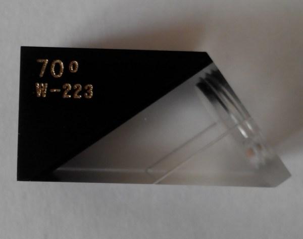 Призма для преобразователя W -223-70