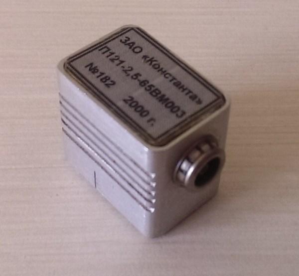 Преобразователь П121-2.5-65ВМ003