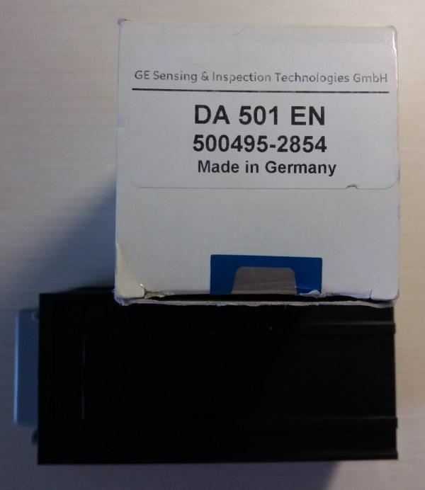 Преобразователь DA 501 EN