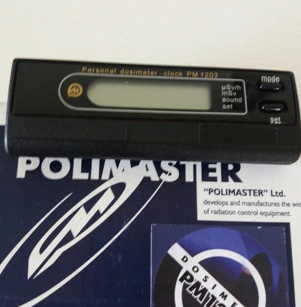 Дозиметр PM 1203 Polimaster