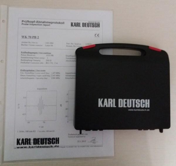Комплект преобразователей KARL DEUTSCH (1)