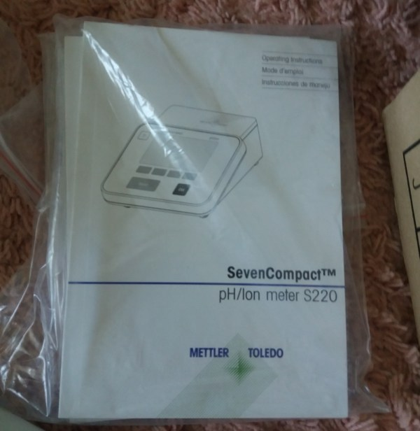 рН-мeтр/иономeр S220-kit, Mettler Toledo