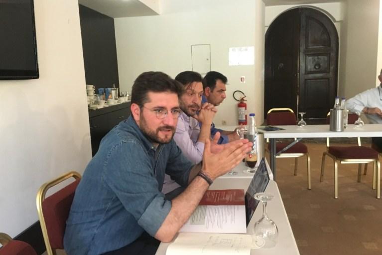 Σύσκεψη με φορείς του τουρισμού συγκάλεσε ο Μενέλαος Μποκέας