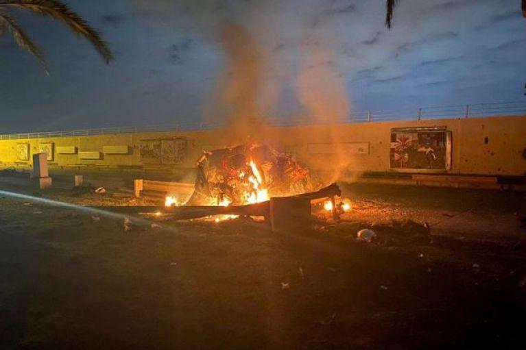 Επίθεση με ρουκέτες κοντά στην πρεσβεία των ΗΠΑ στη Βαγδάτη