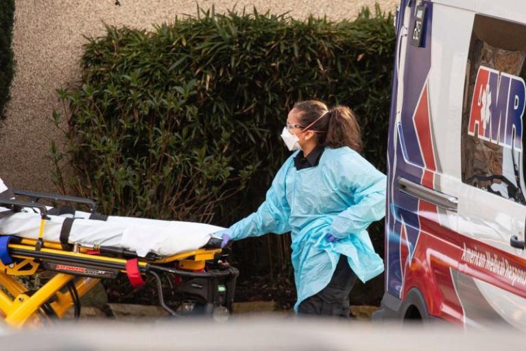 Κοροναϊός : Ακόμα 357 νεκροί στη Βρετανία – Πάνω από 40 χιλιάδες τα κρούσματα