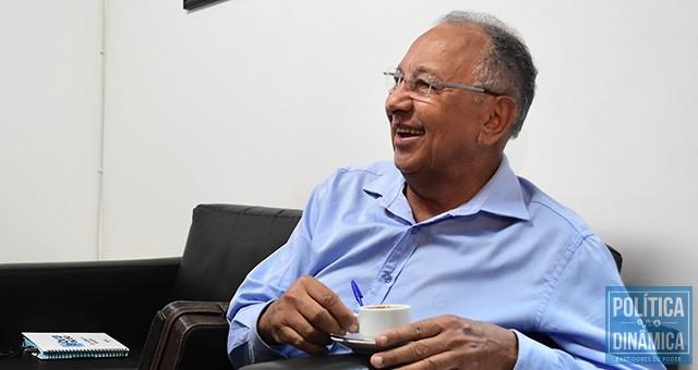 Dr. Pessoa aparece como o candidato mais destacado no campo da oposição sendo a principal ameaça à reeleição de Wellington segundo pesquisa Datamax (foto: Jailson Soares | politicaDInamica.com)