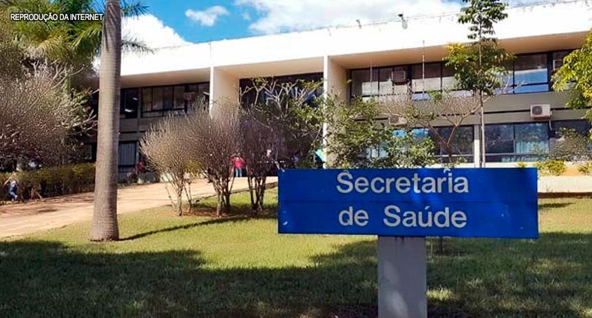 Resultado de imagem para secretaria da saude df