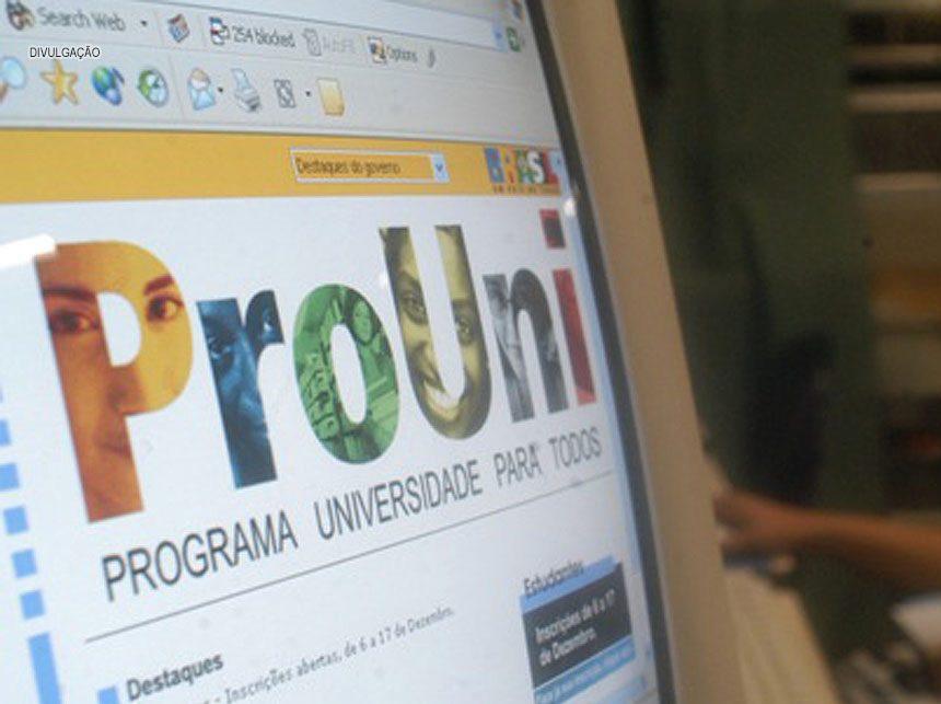 Inscrições para bolsas no ProUni começam nesta terça-feira (6)