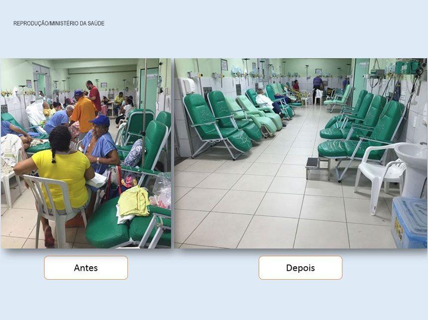 Hospital de Base e de Ceilândia devem participar de projeto para reduzir superlotação nas emergências