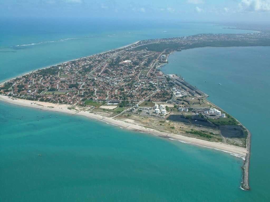 Cabedelo, de cidade portuária  e de belas praias a lixão na Grande JP