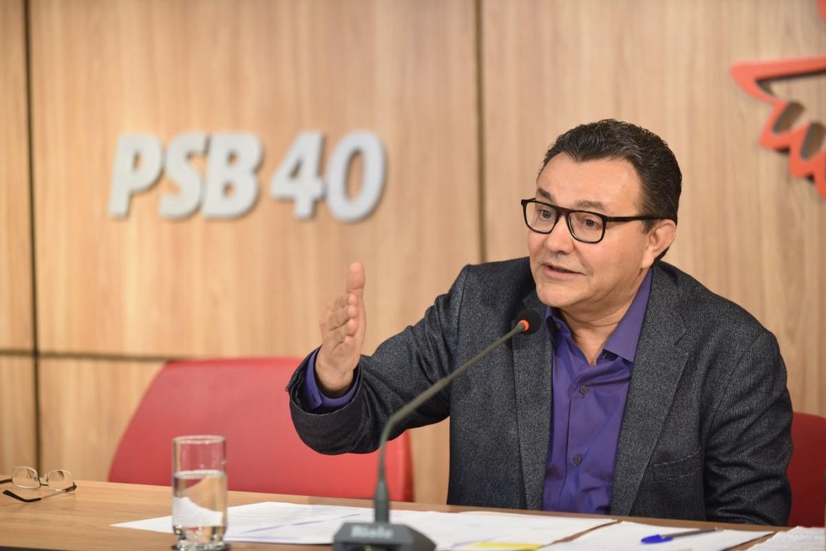 ÁUDIO: Presidente nacional do PSB quer Ricardo fora do governo e apto para a disputa de 2018