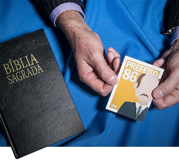 Só 2 entre 10 brasileiros seguem líder religioso ao votar