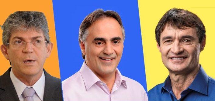 Política&etc lança contador regressivo para Ricardo, Cartaxo e Romero deixarem o governo