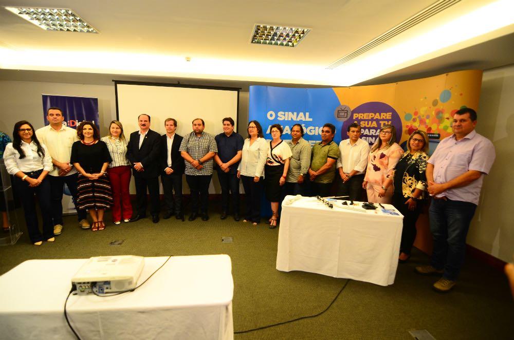 João Pessoa e mais 12 municípios assinam termo de parceria com Seja Digital para a entrega de kits gratuitos com antenas e conversores digitais