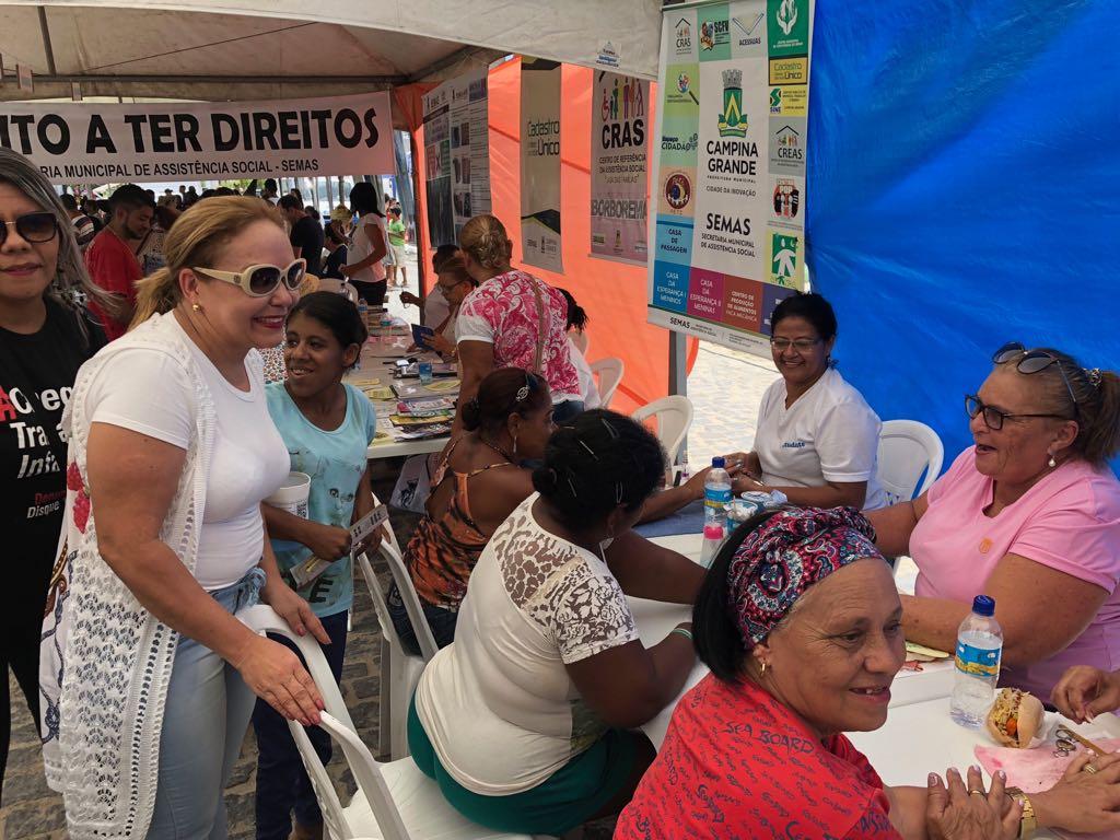 Romero Rodrigues e Eva Gouveia prestigiam Circuito Comunidade no Presidente Médici