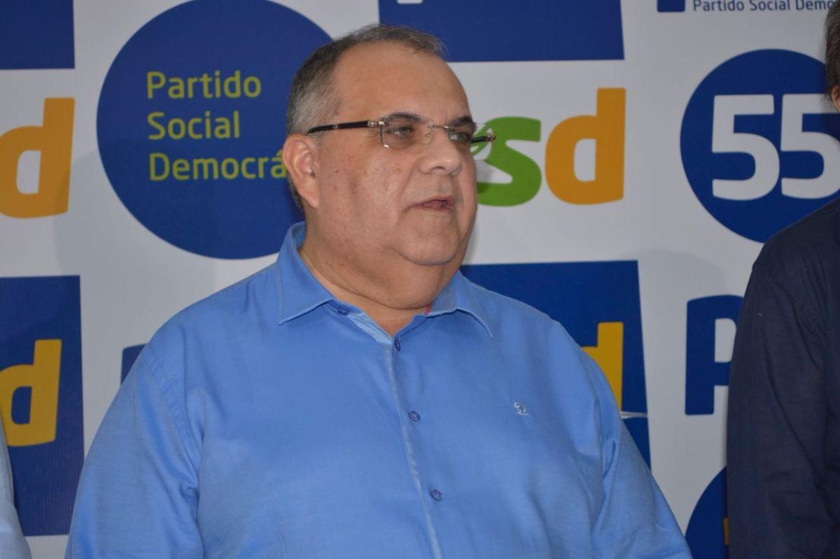PSD divulga nota de apoio a Lucélio Cartaxo na disputa pelo governo