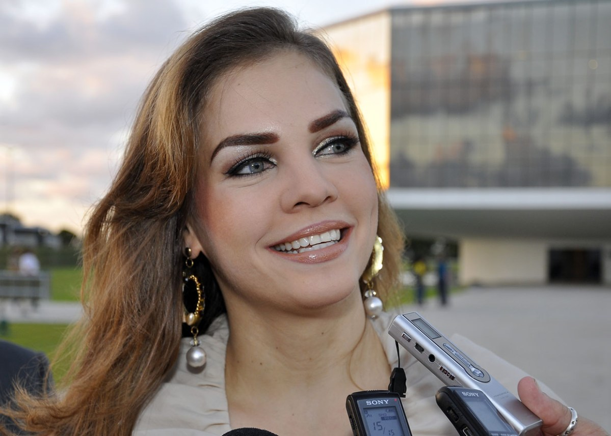 Pâmela Bório desiste de candidatura a ALPB e diz que vai disputar vaga na Câmara Federal