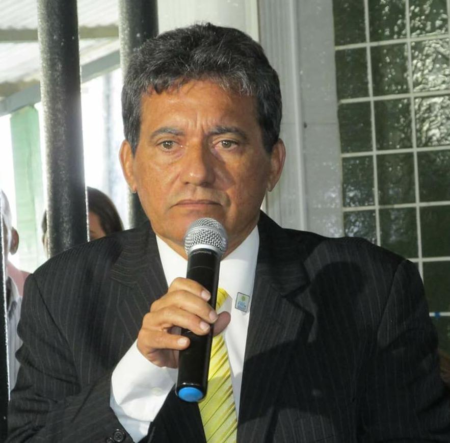 Vice-prefeito de Cabedelo morre após infarto