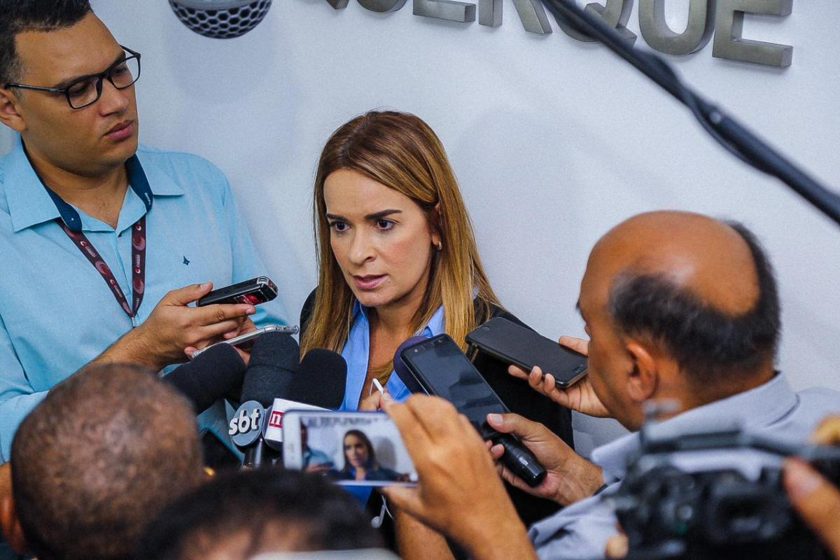 "ÁUDIO: Daniella rebate Luiz Couto e avisa: ""Calúnia dá cadeia"""
